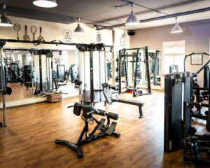 FitYou Giengen Trainingsbereich LifeFitness
