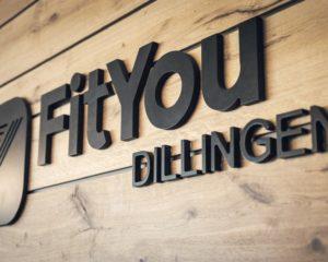FitYou Dillingen Logo