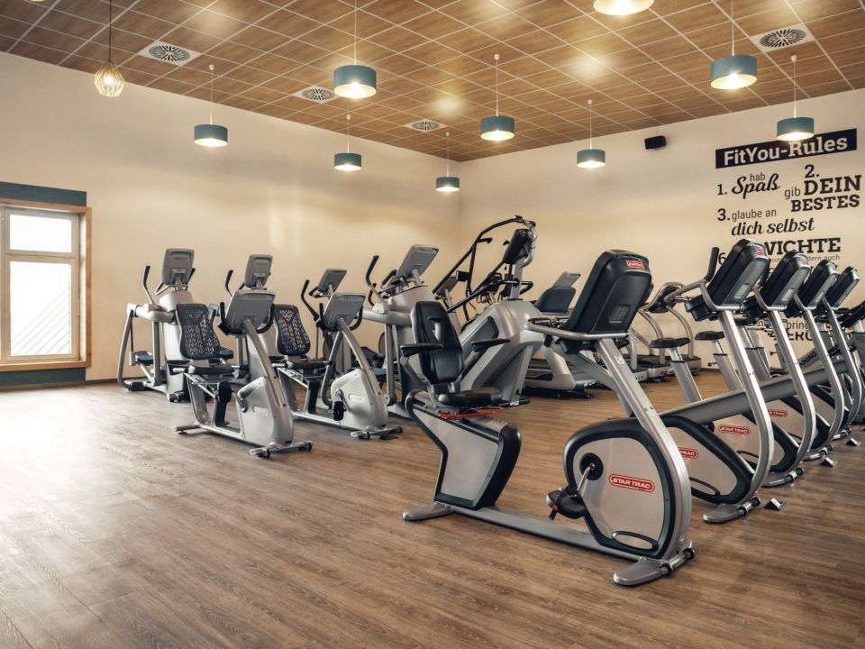 FitYou Dillingen Cardiobereich
