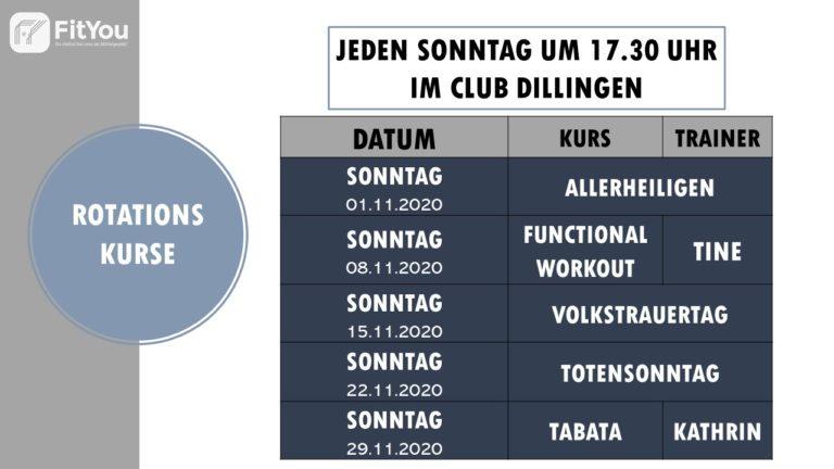 Kurse in Dillingen | 2 | FitYou GmbH 2021